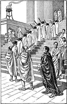 Consul and Lictors
