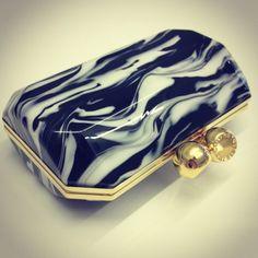 marbled Stella McCartney bag Fall '13