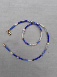 Pretty Necklaces, Cute Jewelry, Diy Jewelry, Jewelry Necklaces, Handmade Jewelry, Jewelry Making, Handmade Necklaces, Bead Jewellery, Beaded Jewelry