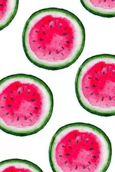 Imagen de wallpaper, watermelon, and background