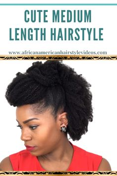 Love how some of these styles turn out. Give them a try and let us know which one is your favorite? Cute Medium Length Hairstyles, Natural Hair Styles, Short Hair Styles, Bob Styles, Short Length Haircuts, Short Hairstyles, Short Hairstyle, Shorter Hair Styles, Short Haircuts