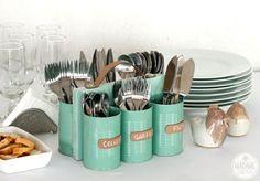 ideas de la semana: Reciclar latas de conserva | Aprender manualidades es facilisimo.com