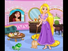 Rapunzel Date Slacking Disney princess Rapunzel