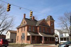 Brick house in Tiffin Ohio, Seneca County OH