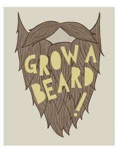 Beards are best. mmm...yes they are