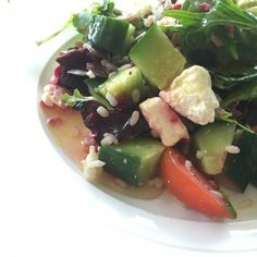 Three Simple Salad Dressings - Lisa Corduff in the Kitchen Lunch Recipes, Whole Food Recipes, Salad Recipes, Cooking Recipes, Good Fats, Palak Paneer, Salads, Healthy, Simple