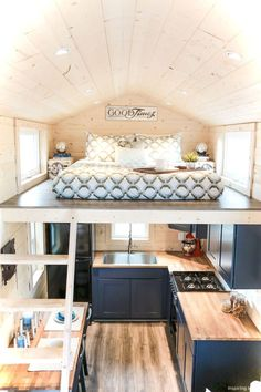84 awesome tiny house interior ideas