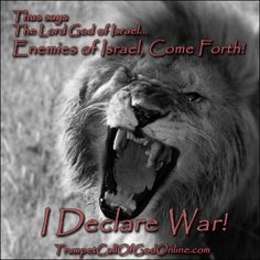 volume 7 is mine watchmen sound the trumpet the alarm thus says the lord god of enemies of come forth