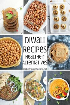 Diwali Recipes – Healthier AlternativesYou can find Diwali recipes and more on our website. Sweets Recipes, Diwali Recipes, Indian Food Recipes, Vegetarian Recipes, Cooking Recipes, Healthy Recipes, Indian Foods, Indian Snacks, Gourmet Chicken