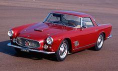 Maserati 3500 GT, 1957