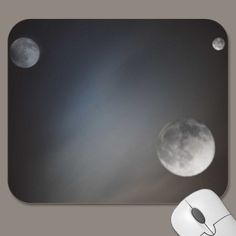 Moonscape mouse pads by ccrcats.