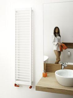 grzejnik w łazience przy sypialni - kol. czarny struktura INSTAL-PROJEKT Modo