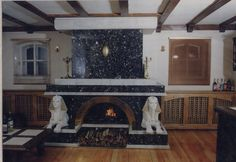 Greek style www. Old Fireplace, Old Things, Greek, Home Decor, Style, Swag, Decoration Home, Room Decor, Home Interior Design