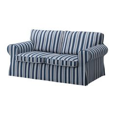 Ikea Sofa Bed. Thinking of this for our shared play room/guest room. Washable slipcover makes it a win for a kid's playroom.