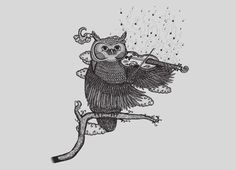 """""""Music of the Night"""" - Threadless.com - Best t-shirts in the world"""