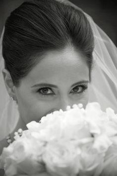 floaty happy bride