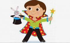 Material para realizar un Taller práctico Magia en la escuela