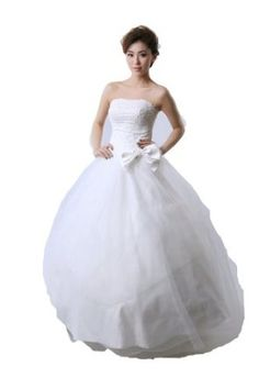 Winey Bridal Appliques Beading White Ball Gown Tulle Wedding Dresses:Price:$198.99 Wedding Dress Prices, Tulle Wedding, Wedding Dresses, White Ball Gowns, Beautiful Bride, Appliques, Getting Married, Beading, Wedding Planning