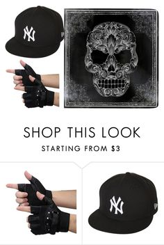 """men 16"" by gulvirabaeva on Polyvore featuring New Era, King Baby Studio, men's fashion и menswear"