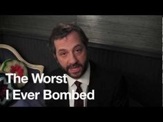 "Judd Apatow Shares His 'Worst I Ever Bombed' Story With 'Late Night With Jimmy Fallon' [VIDEO]: --  Back in 1990, teenage Judd Apatow had no bigger wish than to appear on HBO's ""Young Comedians Special,"" but when he finally got his chance to audition, things did not go exactly as planned.  You can thank ""The Daily Show"" host Jon Stewart for providing Apatow with his ""Worst I Ever Bombed"" story, which he shared with ""Late Night With Jimmy Fallon"" this week."