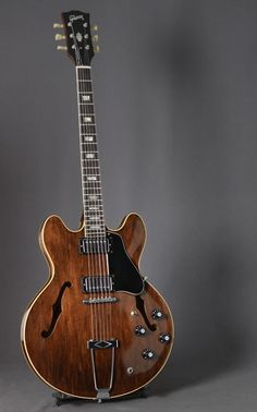 Gibson ES-335TD  My father bought this very model and color for me in 1975