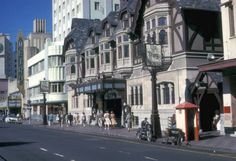 Durban, Playhouse theater building :: Cities Around The World