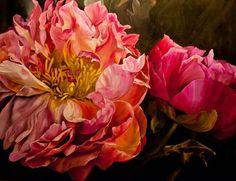 Pink by Diana Watson at Richard Martin Art - Diana Watson - RONDO