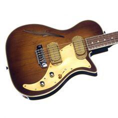 Fred Stuart Guitars Rock-it-Tone