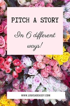 Six ways you could pitch the same personal story to get published! Read the blog for all the details including examples of each story. #memoir #writing #publishing #pitch #querytip