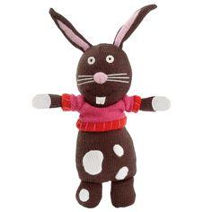 Der gestrickte Freund zum Kuscheln und Schmusen: Lucien der #Hase von Latitude ist der Liebling aller #Kinder| Babyartikel.de