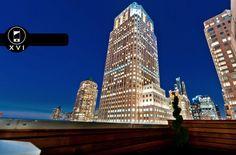 "Rooftop-Bar ""XVI"" - Loving New York City"