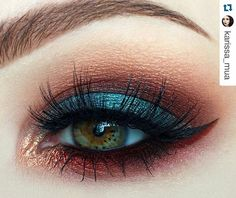 In order to enhance your eyes and also increase your appearance, using the very best eye make-up recommendations can really help. You want to make sure to wear make-up that makes you start looking even more beautiful than you already are. Pretty Makeup, Love Makeup, Makeup Inspo, Makeup Inspiration, Makeup Style, Amazing Makeup, Makeup Goals, Makeup Tips, Beauty Makeup