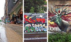 Ten Toronto landmarks that deserve more attention. Stuff To Do, Things To Do, Toronto, Graffiti, Comic Books, Fun, Travel, Things To Make, Viajes