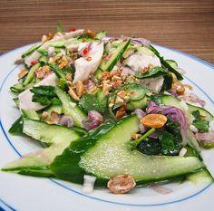 Vietnamesischer Hühnersalat