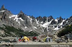 Foto de la Semana! Refugio Frey, Cerro Catedral Bariloche 2013: www.bariloche.org