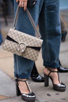 De tofste schoenen van Londen Fashion Week