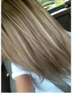 Summertime Hair color