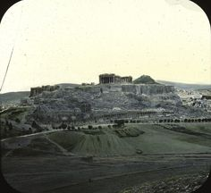Acropolis of Athens, Greece, circa Athens Acropolis, Athens Greece, Church Of Our Lady, Historical Images, World History, Monument Valley, Paris Skyline, Cool Photos, Around The Worlds