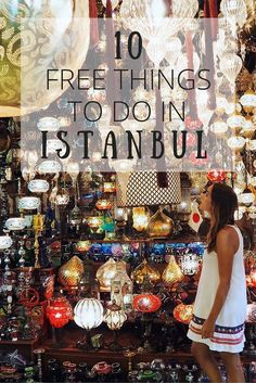 Istanbul on a Budget: 10 Free Things To Do In Istanbul, Turkey // Click through to read the whole post! www.girlxdeparture.com
