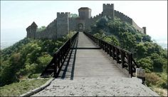 King's Tower (Carevi Kuli) in Strumica.
