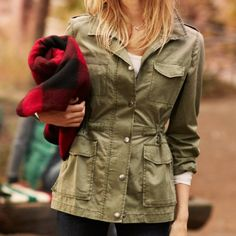 A must have for this season.  #youdontshopyouhunt #women