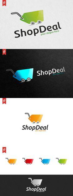 Shop Deal Logo. Logo Templates. $29.00