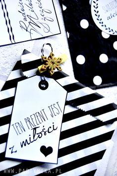 prezent z miłości - partymika Wrapping Ideas, Wraps, Christmas, Xmas, Packaging Ideas, Navidad, Noel, Natal, Rolls