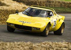 Andrew Ferguson - 1975 Lancia Stratos