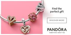 The look of love with Pandora Valentines Collection. Treat the one you love to the gorgeous new Pandora Valentines 2020 Collection. Pandora Rose Gold Rings, Silver Rings, Fashion Bracelets, Fashion Necklace, New Pandora, Bracelet Sizes, Fairytale, Belly Button Rings, Swag