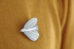 Bird Broach, mina perhonen