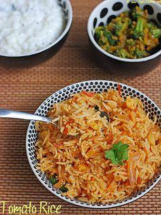 tomato+rice+recipe by Raks anand, via Flickr
