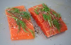 Gojee - Slowly Roasted Salmon with Dill by Tiny Urban Kitchen
