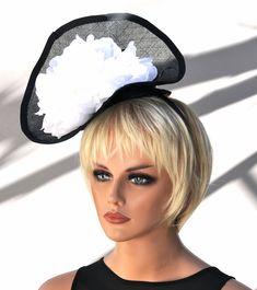 Kentucky Derby Hat, Derby Fascinator, Wedding Hat, Wedding Fascinator, Ascot Hat, Formal Hat, Occasion Hat