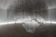 'Reverse of Volume RG' Installation by Onishi Yasuaki